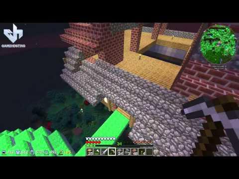 MINECRAFT: Un pacchetto in LIVE! Modpack GIORNO 5