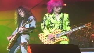 X JAPAN ~ DAHLIA [ LIVE, Tokyo Dome 1996.12.31] 20周年を記念して
