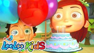 "Video thumbnail of ""HAPPY BIRTHDAY - Fun Birthday Party Song"""