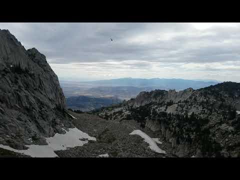 Video Of Lone Peak Cirque Dispersed, UT