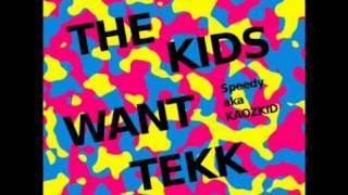 Ein gutes MDMA [The Kids Want TEKK!] - Karl Pelzer