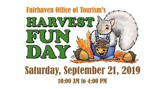 Harvest Fun Day 2019