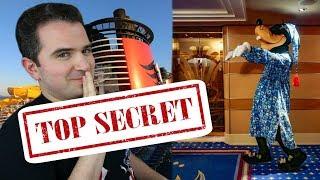 Secret Tips For The Disney Cruise Line 🤫