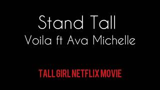 Stand Tall By Voila Ft Ava Michelle | Tall Girl | Netflix