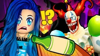 We are CURSED CLOWNS in Roblox Flee the Facility!