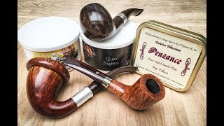 3way shootout - Esoterica Penzance, Cornell & Diehl Star of the East and GL Pease Quiet Nights