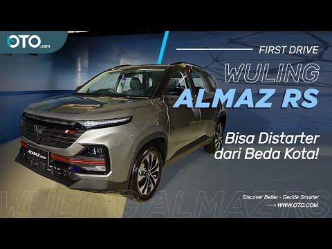 Wuling Almaz RS 2021 | Mulai Rp 360 Jutaan, Banyak Fitur Otomatis