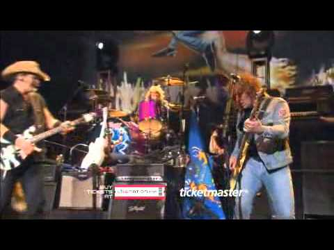 STYX, REO Speedwagon & Ted Nugent - The Midwest Rock 'n' Roll Express 2012
