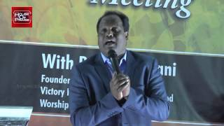 """""""Moving To Next Level"""" (Come Up) Part One By Rev Ravi Mani"""