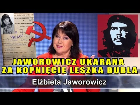 Jaworowicz ukarana wyrokiem sądu za kopnięcie dziennikarza