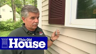 How to Install and Plant Window Boxes   This Old House