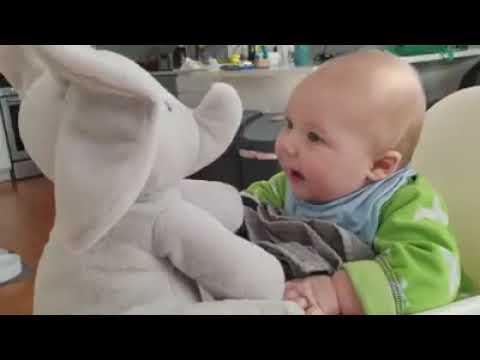 Elefant Plüsch Spielzeug
