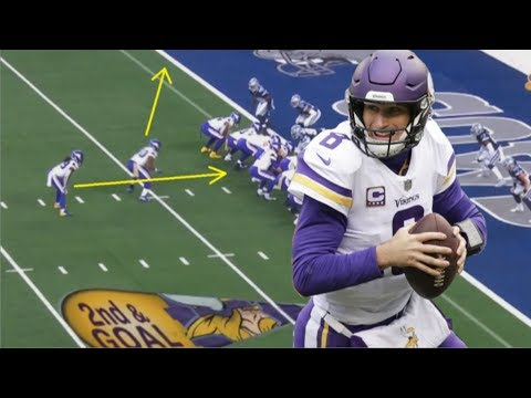 Film Study: How Kirk Cousins and the Minnesota Vikings beat the Dallas Cowboys