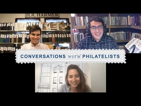 Conversations with Philatelists: Ep. 57 Stanley Gibbons - Victoria Lajer on the Purchase of the British Guiana 1c
