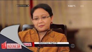 Satu Indonesia - Menteri Luar Negeri - Retno L. P. Marsudi
