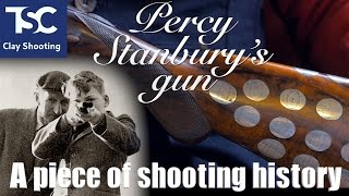 Percy Stanbury's gun – a piece of shooting history