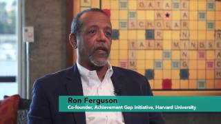 Ron Ferguson on How Teacher Practices Influence Students' Mindsets