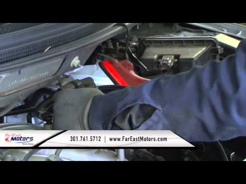 Far East Motors Service Center video