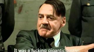 Hitler tells a fairy tale