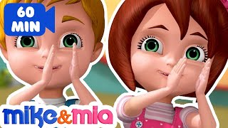 If You're Happy And You Know It | Collection of Best Nursery Rhymes for Kids by Mike and Mia