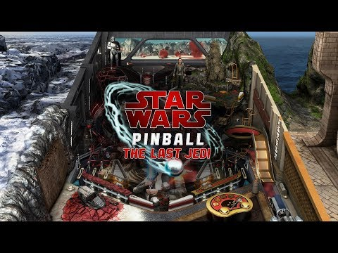 Star Wars™ Pinball: The Last Jedi™ Enters Zen Studios' Pinball FX3 Galaxy Soon thumbnail