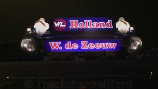 DAF XF106 SSC - William De Zeeuw - First Trip With New Style! [HD]