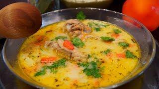 Меняем ингредиенты и куриный суп не узнать! Быстрый сытный Суп на обед!