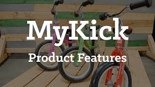 MyKick Product Features