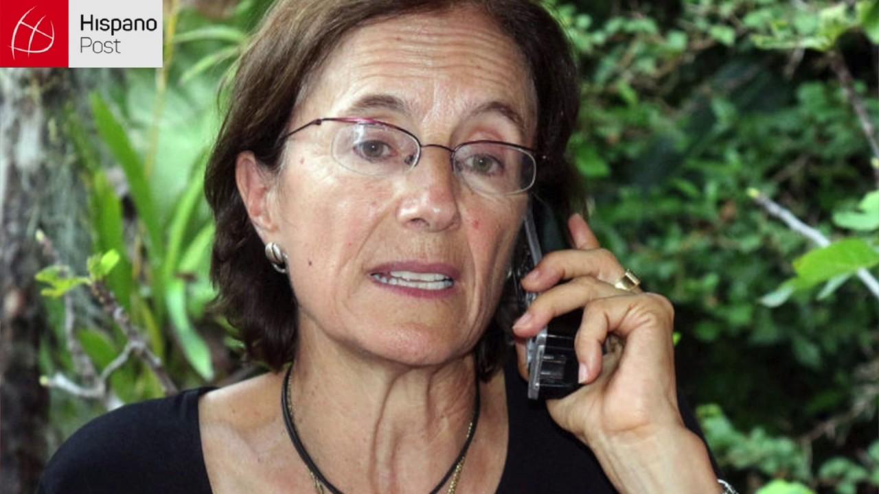 Entrevista a la periodista Salud Hernández: No se puede equiparar un Estado con un grupo criminal