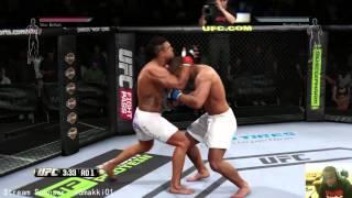 UFC - Vitor Belfort vs Ronaldo Souza - UFC Rivalry Fights | UFC Fights 2014