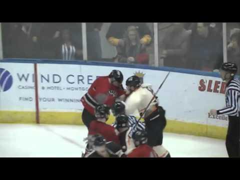 Justin Tateson vs. Corey Fulton