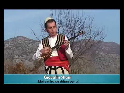 Gjovalin Shani - Qan bardhoka n'hije te bojlise