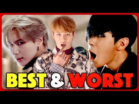 BEST & WORST K-Pop Love Song Lyrics (Boy Group Edition)