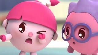 Малышарики - В лесу (68 серия) Животные для детей. Обучающие мультики