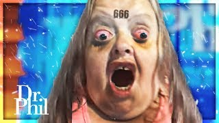 Dr. Phil Roasts This Psycho... Then She Actually Does This....