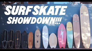 Don't Buy A Surfskate Until You Watch This Video! Best Surfskate Review
