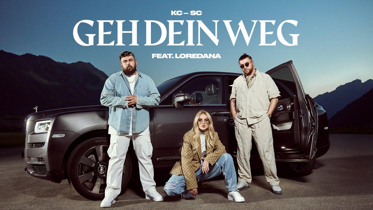 KC Rebell & Summer Cem feat. Loredana – Geh dein Weg