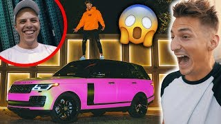 NEW CAR MAKEOVER PRANK! He RUINED MY CAR!