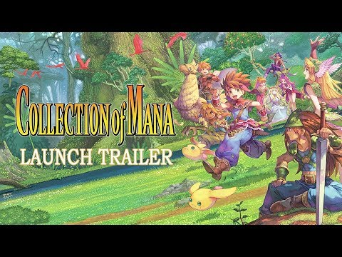 Collection of Mana | Launch Trailer (Closed Captions) thumbnail