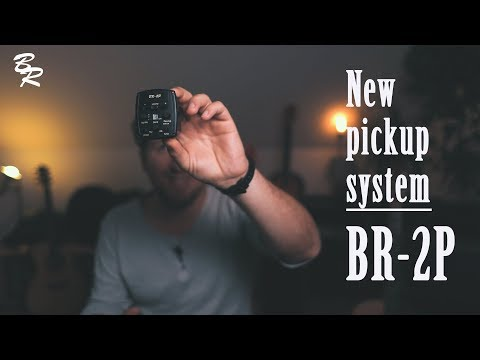 About the new BR-2P 2-way Pickup System