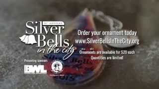 Silver Bells in the City Ornament 2015 Commercial