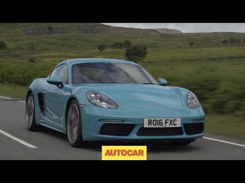 Porsche 718 Cayman S - still the perfect sports car? | First Drive | Autocar
