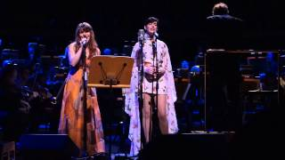 """Beck's Song Reader: Jenny Lewis w/Anne Hathaway - """"Last Night You Were A Dream"""""""