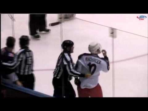 Spencer Machacek vs. Mike Cornell
