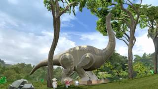 VideoImage2 LEGO Jurassic World