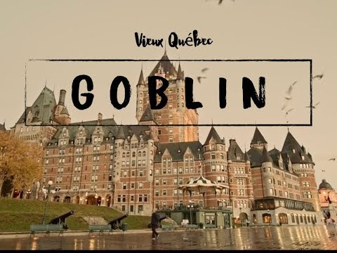 Goblin shooting locations in qu  bec city     roadtrip to qu  bec series    followtheblancos     vlog5