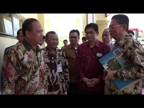 Dok Humas Untad, Kunjungan Menristekdikti Prof.H.Mohamad Nasir,Ph.D, Ak. Di Universitas Tadulako
