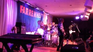 Farrenheit - Joe Perry Project medley (live)