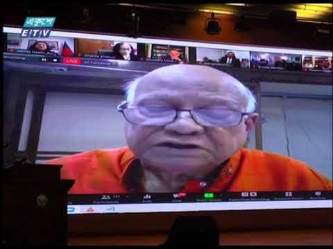 দেশ গঠনে প্রয়োজনীয় সবই করেছেন বঙ্গবন্ধু: সাবেক অর্থমন্ত্রী | ETV News