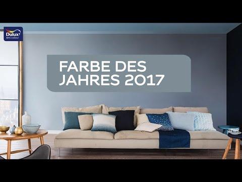Dulux ColourFutures 2017 – Die Farbe des Jahres